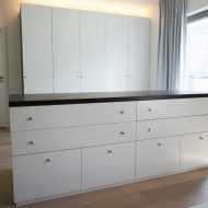 Made-to-measure bedroom furniture