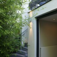 Extension and transformation of a house in Brussels (Forest)