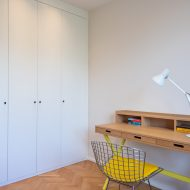 Renovation and interior design of an apartment in Brussels (Uccle)