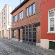 Sold in 24h! Mixed housing/business building: workshop – Laeken