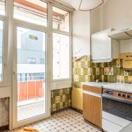 Sold in 1 week! 1 bedroom apartment. To be renovated. Nord district.